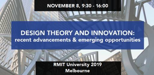 Symposium on Design Theory and Innovation